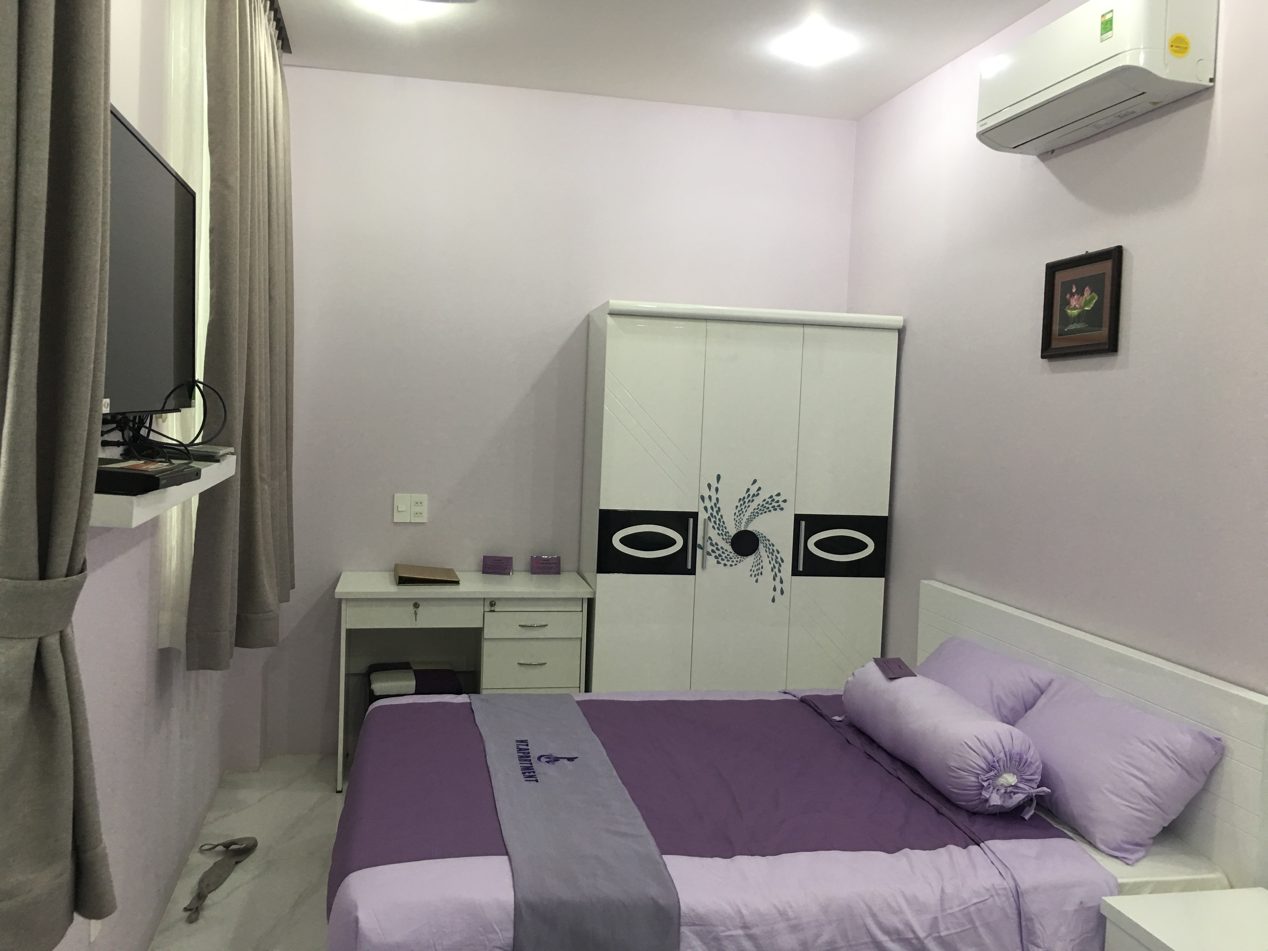 Apartment Double Bed 1201
