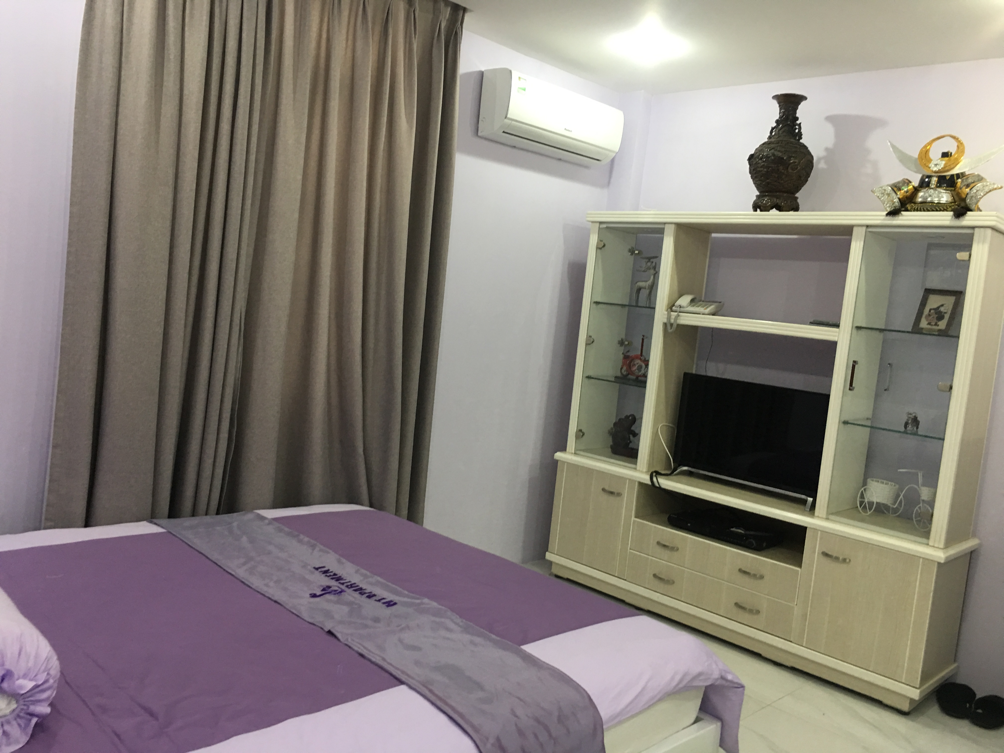 Apartment Double Bed 1402